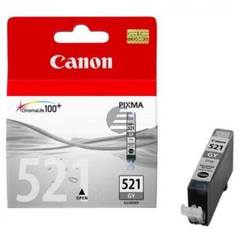 Canon Tinte grau (2937B005, CLI-521GY)