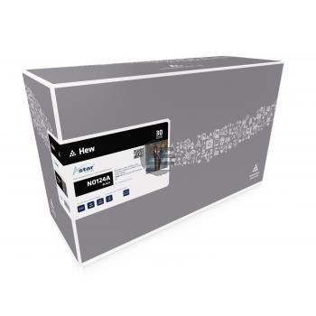 Astar Toner-Kartusche schwarz (AS11000) ersetzt Q6000A / 124A