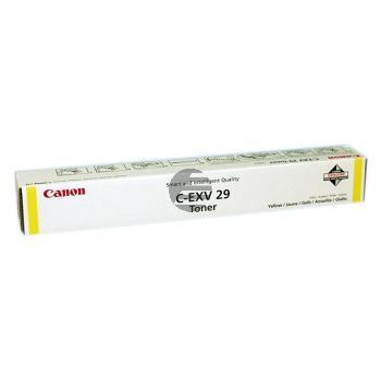 Canon Toner-Kit gelb (2802B002, C-EXV29Y)