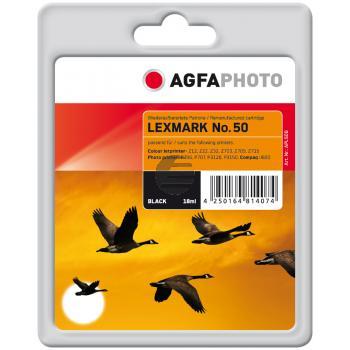 Agfaphoto Tintendruckkopf schwarz HC (APL50B)