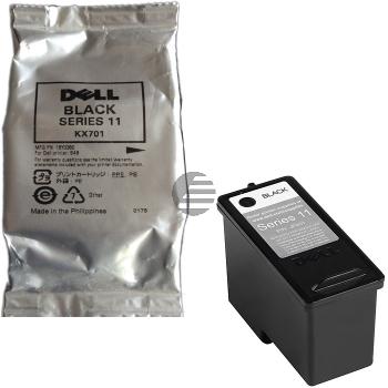 Dell Tintendruckkopf schwarz (592-10278, KX701)