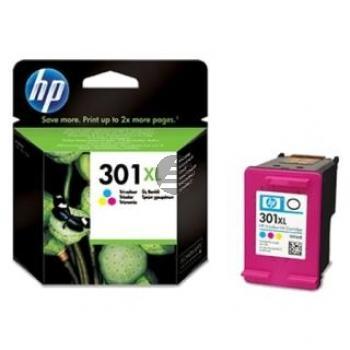 HP Tintendruckkopf Cyan/gelb/Magenta HC (CH564EE, 301XL)