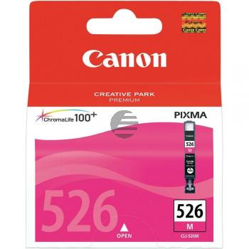 Canon Tinte Magenta (4542B001, CLI-526M)