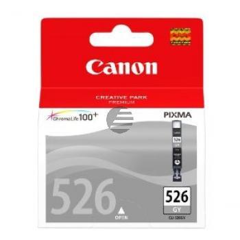 Canon Tintenpatrone grau (4544B001, CLI-526GY)