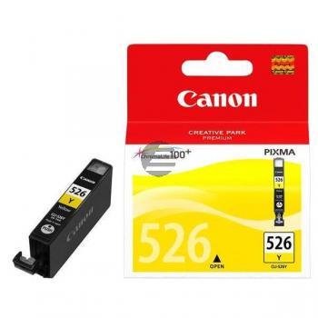 Canon Tintenpatrone gelb (4543B001, CLI-526Y)