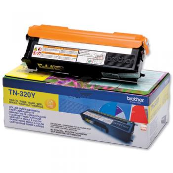 Brother Toner-Kit gelb (TN-320Y)