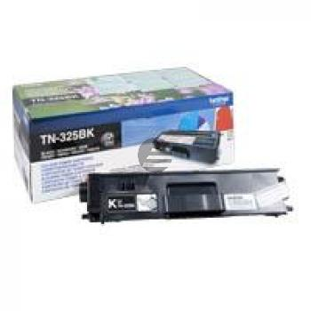 Brother Toner-Kit schwarz HC (TN-325BK)
