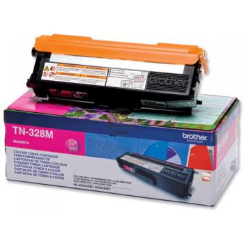 Brother Toner-Kit magenta HC plus (TN-328M)