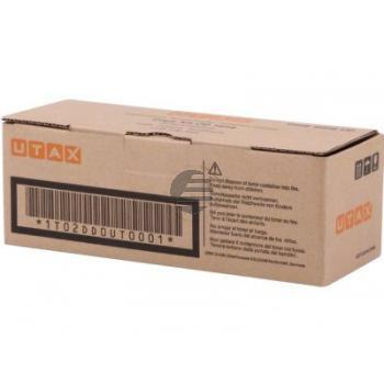 Utax Toner-Kit gelb (4462110016) ersetzt 4462110116