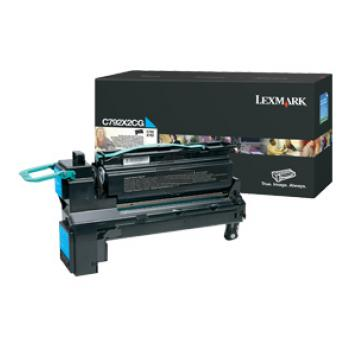 Lexmark Toner-Kartusche cyan HC (C792X2CG)