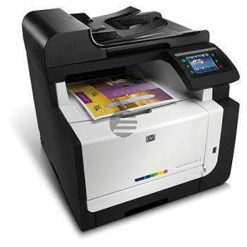 Hewlett Packard Color Laserjet CM 1415 FNW