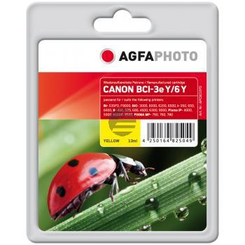 Agfaphoto Tintenpatrone gelb (APCBCI3YD)