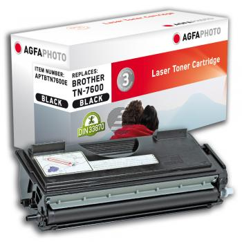 Agfaphoto Toner-Kartusche schwarz HC (APTBTN7600E)