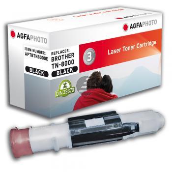 Agfaphoto Toner-Kit schwarz (APTBTN8000E)