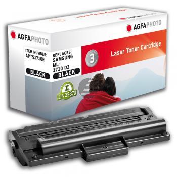 Agfaphoto Toner-Kartusche schwarz (APTS1710E)