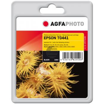 Agfaphoto Tintenpatrone schwarz (APET044BD)