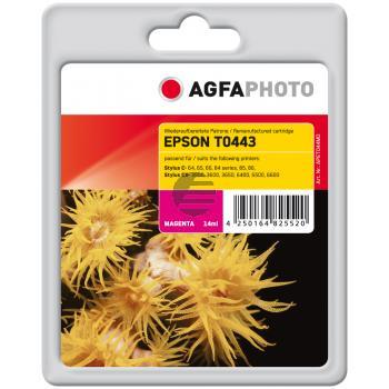 Agfaphoto Tintenpatrone magenta HC (APET044MD)