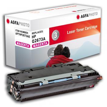 Agfaphoto Toner-Kartusche magenta (APTHP2673AE)