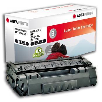 Agfaphoto Toner-Kartusche schwarz (APTHP49AE)