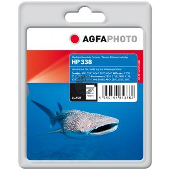 Agfaphoto Tintendruckkopf schwarz (APHP338B)