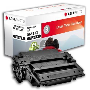 Agfaphoto Toner-Kartusche schwarz HC (APTHP11XE)