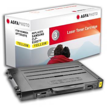 Agfaphoto Toner-Kartusche gelb HC (APTS510YE)