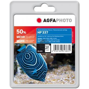 Agfaphoto Tintendruckkopf schwarz HC (APHP337B)