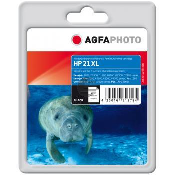 Agfaphoto Tintendruckkopf schwarz (APHP21B)