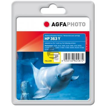 Agfaphoto Tintenpatrone gelb (APHP363YD)