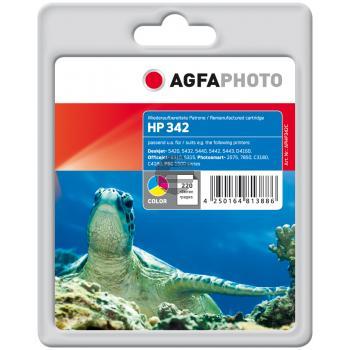 Agfaphoto Tintendruckkopf cyan/gelb/magenta (APHP342C)