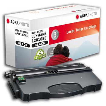 Agfaphoto Toner-Kartusche schwarz (APTL12016E)