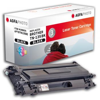 Agfaphoto Toner-Kit schwarz HC (APTBTN135BE)