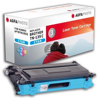 Agfaphoto Toner-Kit cyan HC (APTBTN135CE)