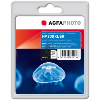 Agfaphoto Tintendruckkopf schwarz HC (APHP300XLB)