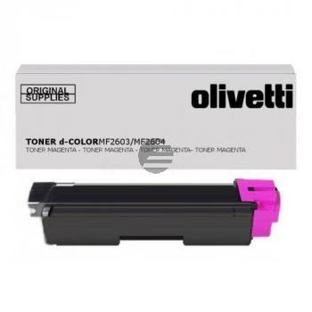 Olivetti Toner-Kit magenta (B0948)