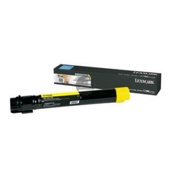 Lexmark Toner-Kit gelb (X950X2YG)