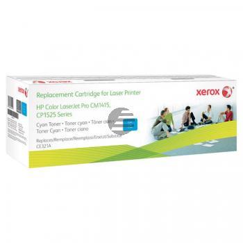 Xerox Toner-Kartusche cyan (106R02223) ersetzt CE321A / 128A