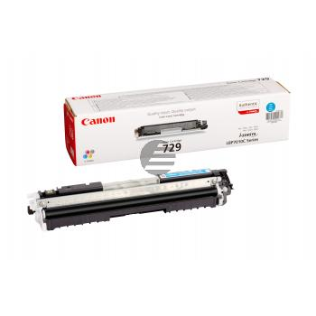 Canon Toner-Kit cyan (4369B002 4369B002AA, 729)