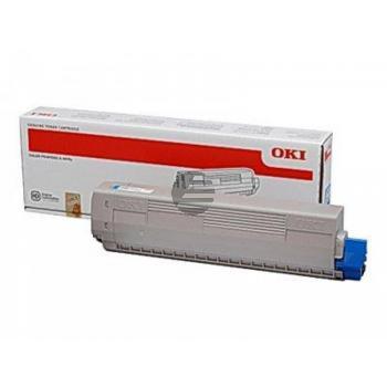OKI Toner-Kit cyan (44059167)
