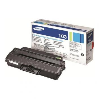 Samsung Toner-Kartusche schwarz HC (MLT-D103L, 103L)