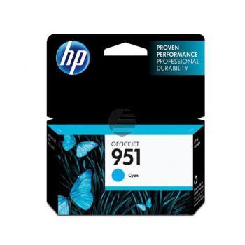 HP Tinte Cyan (CN050AE, 951)