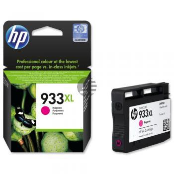 HP Tintenpatrone magenta HC (CN055AE, 933XL)