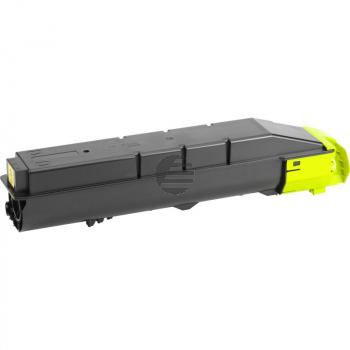 Utax Toner-Kit gelb (654510016)