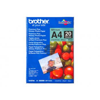 Brother Papier 20 Seiten (BP71GA4)