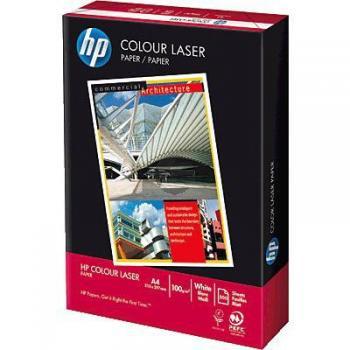 HP Papier 500 Seiten Laser Druckerpapier 500 Blatt DIN A4 100 g/m² (CHP-350)