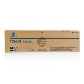 Konica Minolta Toner-Kit schwarz (A1U9150, TN-616K)