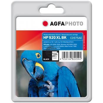 Agfaphoto Tintenpatrone schwarz HC (APHP920BXL)