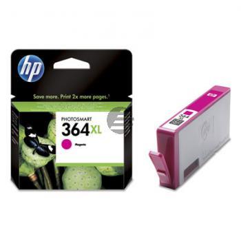 HP Tinte Magenta HC (CB324EE#301, 364XL)