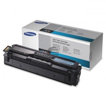 Samsung Toner-Kit cyan (CLT-C504S, C504)