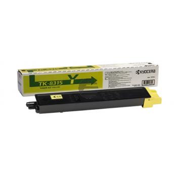 Kyocera Toner-Kit gelb (1T02MVANL0, TK-8315Y)